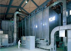 丹後あじわいの郷工場 リサイクル施設
