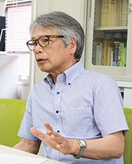 日本史学者/京都府立大学 和食文化研究センター 特任教授 上田 純一